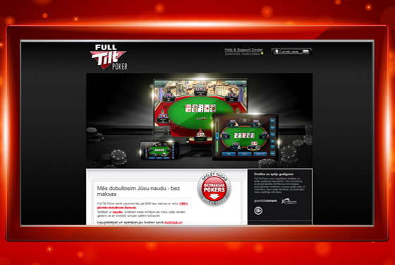 full tilt pokeris